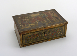 Box, late 16th–early 17th century