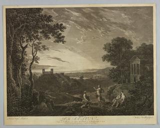 Print, Phaeton, 1735–1785