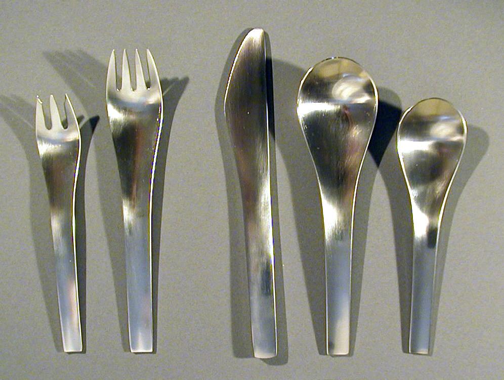 Dinner Spoon (Denmark), 1965