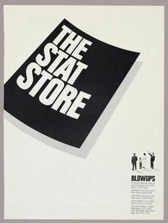 Advertisement, Stat Store: Blowups