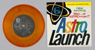 Record, Man...or Astroman? Astro Launch