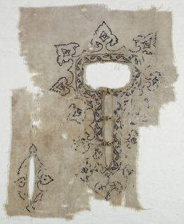 Fragment Of A Child's Tunic (Egypt)