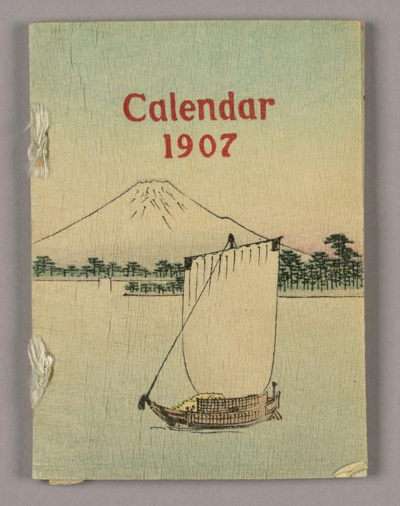Calender (USA), 1907
