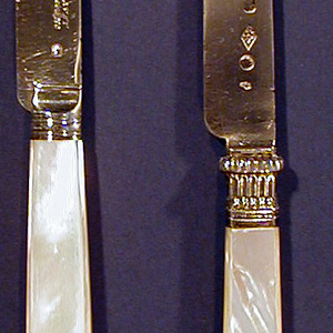 Knife (France), late 19th century
