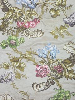 Textile (England), 1740