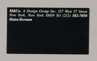 Stationery, M&Co: M&Co Stationery