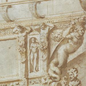 Drawing, Ship, ca. 1600