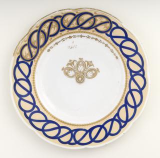 Sample Plate (England)