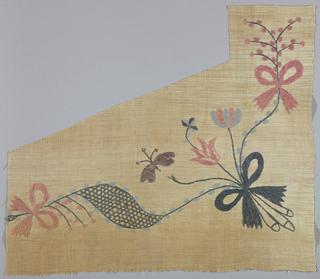 Fragment, 19th century