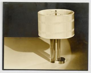 Photograph, lamp