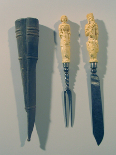 Fork (possibly Germany), ca. 1600–1700