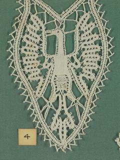 Ornament, Cooper Union Museum Lace Study Chart