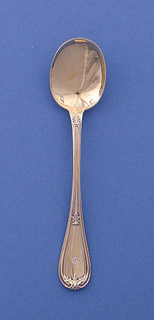Ice Cream Spoon (France), late 19th century