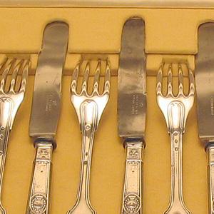 Fork (France), 1819–38