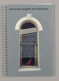 Book, Cincinnati Graphic Arts D
