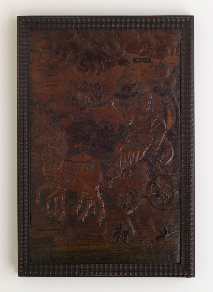 Figure of Asia Panel
