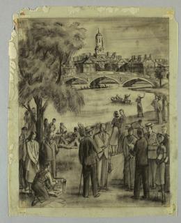 Drawing (USA), ca. 1939