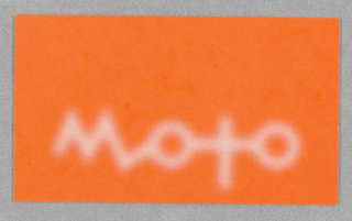 Business Card, MOTO Development Group St