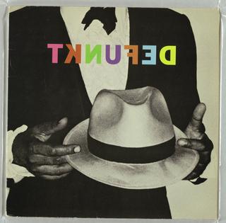 Album Cover, Defunkt