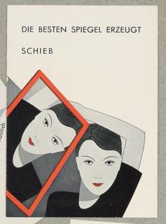 Brochure, Die Besten Spiegel Erzeugt / Schieb [The Best Mirror / Schieb]
