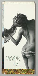 Cd Packaging, David Byrne, O Samba