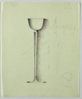 Drawing, Floor Lamp