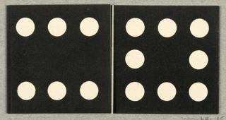 Business Card, 8+6=14 (Gymnastikschule, Anni Goldschmidt-Stern)