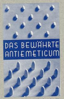 Announcement, Das Bewährte Antiemeticum