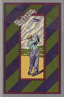 Card, Ralph Lauren/Chaps ID (golfer)