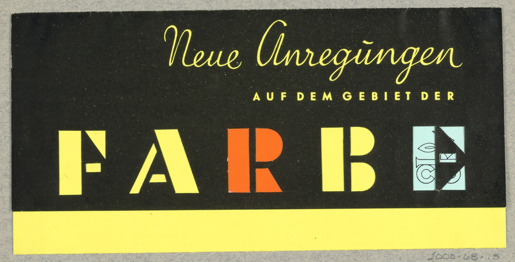 Business Card, Helena Rubenstein - Der Sinn  jedes Frauenlebens... [The Feeling Every Woman Lives For...]