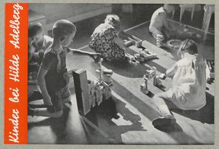 Brochure, Kinder bei Hilde Adelberg