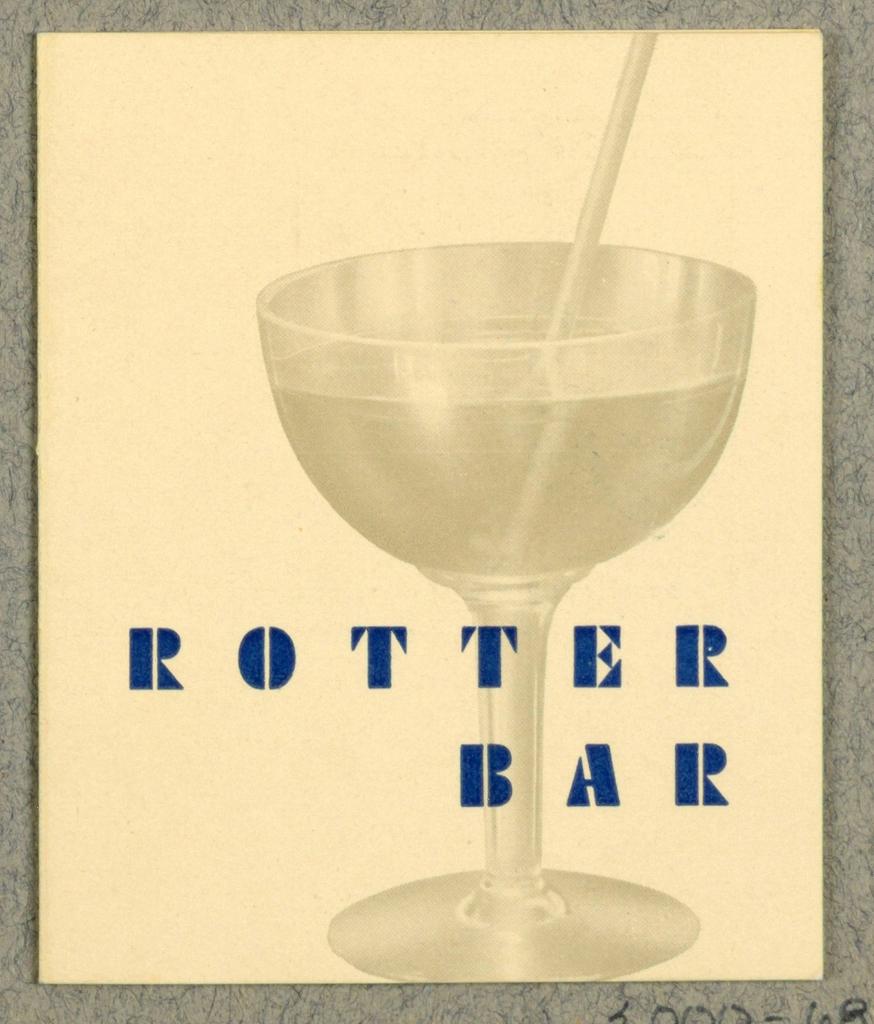 Business Card, Rotterbar