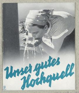 Announcement, Ihr Schönes Geld fliegt zum Rauchlang hinaus - Fritz + Maschke