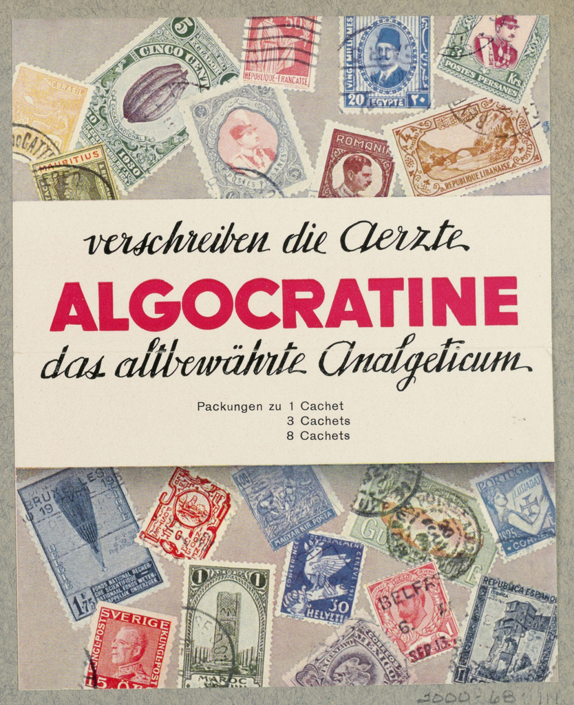 Postcard, Algocratine