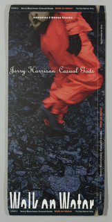 Cd Packaging, Jerry Harrison, Casual Gods