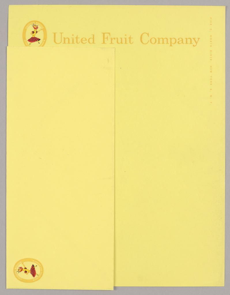 united fruit company logo