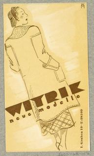Business Card, Witrik Neue Modelle