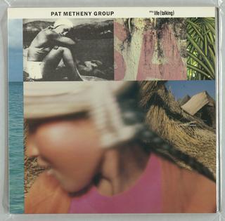 Album Cover, Pat Metheny, Still Life (talking)