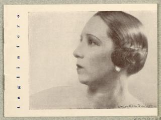 Booklet, Magda Tagliafero