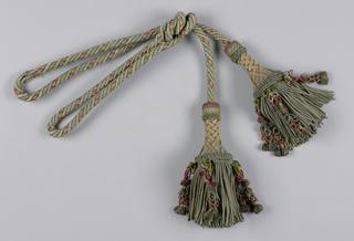 Cords And Tassels (USA)
