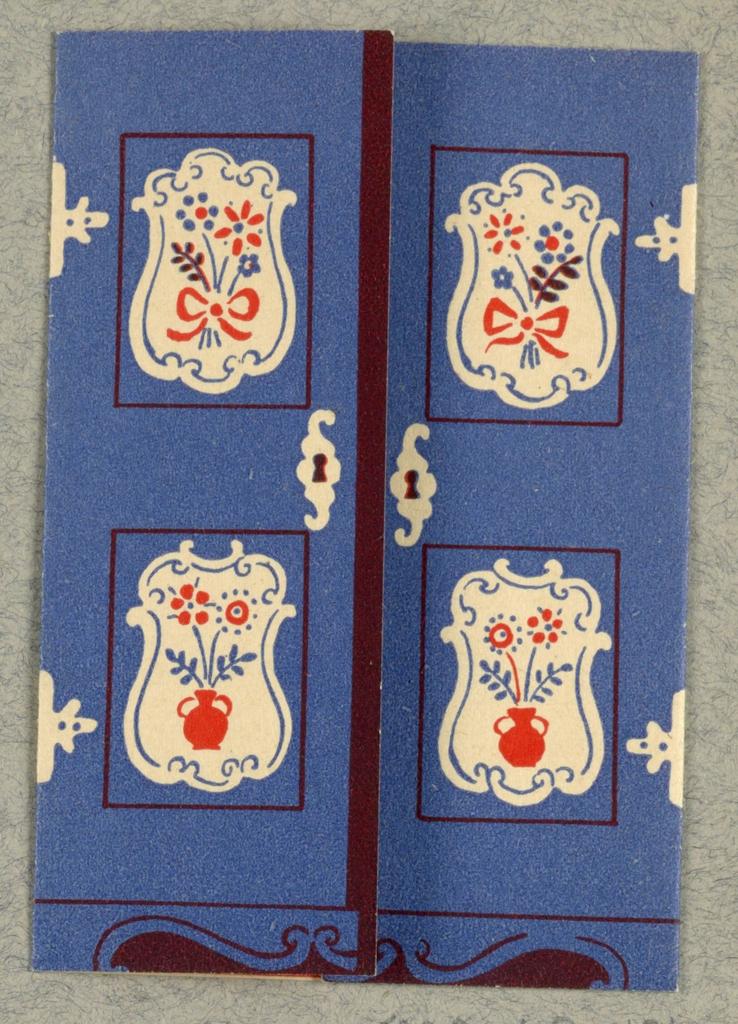 Business Card, Seiden und Wollstoffe...Szenkovitz