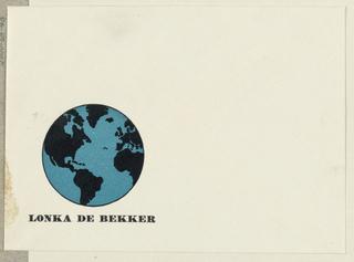 Envelope, Lonka de Bekker