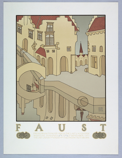 Poster, Faust, 1977