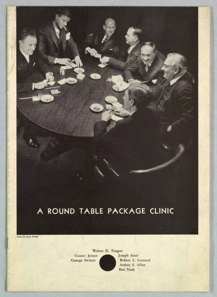 Print, Printers' Ink Monthly: A Round Table Package Clinic, January 1933