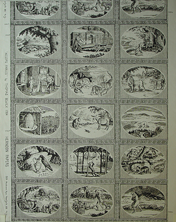 Sidewall, Aesop's Fables