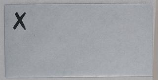Envelope, Cross Colours