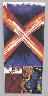 Card, Cross Colours Inc.