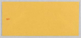 Envelope, Todo Mundo