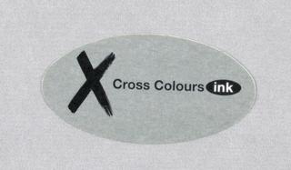 Sticker, Cross Colours Inc.