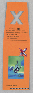 Business Card, Cross Colours